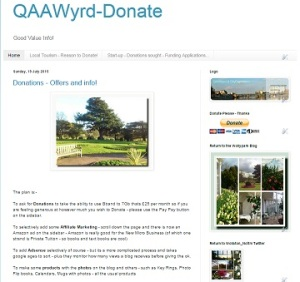 qaawyrd donate web poster